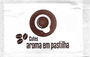 Cafés aroma em pastilha