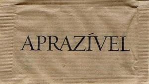 Aprazível (Restaurante) - Papel Pardo
