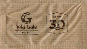 Vila Galé Café - 30 Anos ( Papel Pardo )