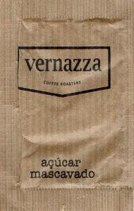 Vernazza Coffee Roasters ( açúcar mascavado )