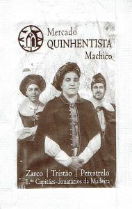 Mercado Quinhentista Machico - 2018
