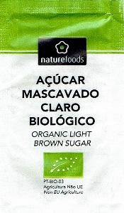 naturefoods - Açúcar Mascavado Claro Biológico II