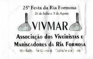 VIVMAR 2018 - 25º Festival da Ria Formosa