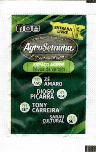 AgroSemana - Feira Agrícola do Norte - 2018