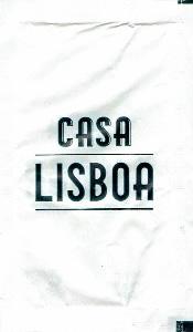 Casa Lisboa - Restaurante ( branco )