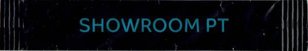 SHOWROOM PT (stick preto)