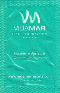 Vidamar Resorts ( verde - 4/5g )