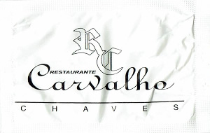 Restaurante Carvalho - Chaves - 2018