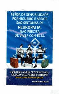 Neuropatia - Sintomas