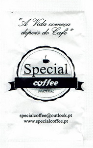 Special coffee Portugal