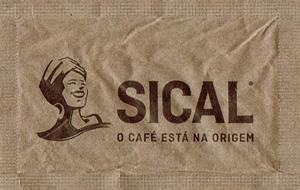 Sical - O café está na origem ( papel pardo )