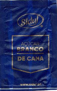 Açúcar/Azucar Branco de Cana (Sidul - Azul)