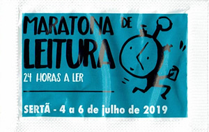 Maratona de Leitura - Sertã 2019