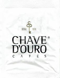 Chave D'Ouro Cafés - Madeira (novo logotipo)