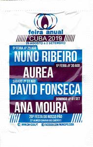 Feira Anual de Cuba 2019