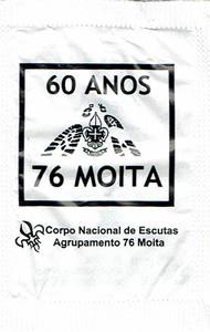 60 Anos / 76 Moita