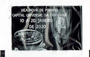 Vila Nova de Poiares - Capital Universal da Chanfana