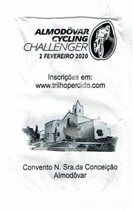Almodôvar cycling Chalenger 2020