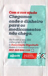abem - Rede Solidária do Medicamento - 2020