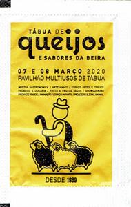 Tábua de queijos e Sabores da Beira - 2020