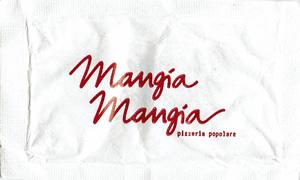 Mangia Mangia Pizzeria Popolare - Açúcar Branco