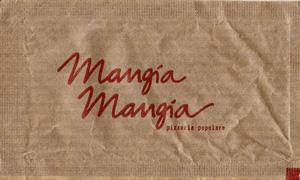 Mangia Mangia Pizzeria Popolare - Açúcar Mascavado
