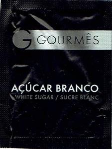 Gourmês - Açúcar Branco IV (4g)