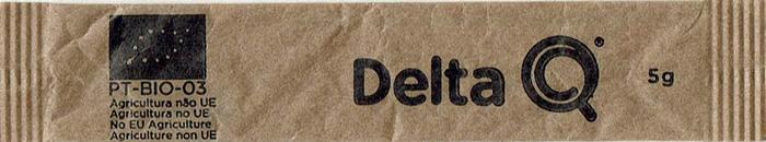 Stick Delta Q ( Açúcar Mascavado BIO )