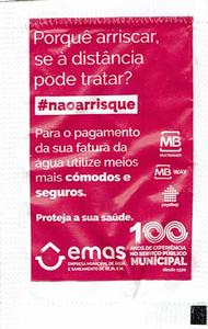 EMAS - 100 Anos