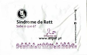 Síndrome de Rett - Sabe o que é?
