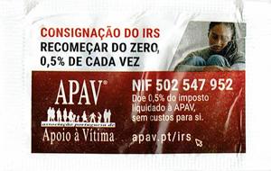 APAV - Consignação do IRS 2021